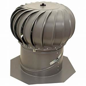 46 Attic Ventilation Turbine  Solar Attic Fan Wiring