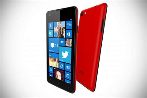 unlock yezz billy 4 7 powered by windows phone 8 1 now available for pre order at 249 shouts