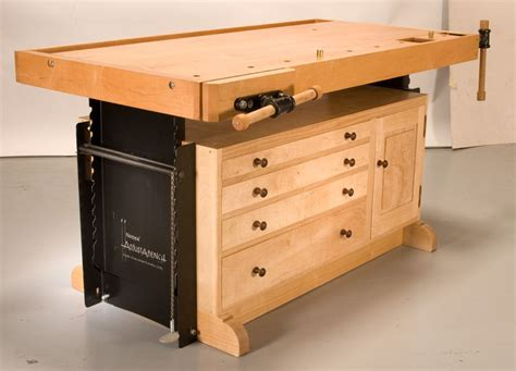 aw extra adjustable workbench woodworking workbench