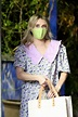 Pregnant EMMA ROBERTS Out for Dinner in Hollywood 09/29 ...