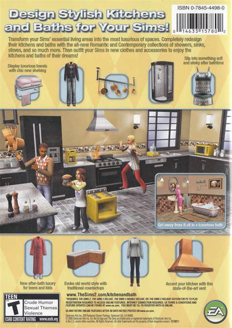 sims  kitchen bath interior design stuff box shot