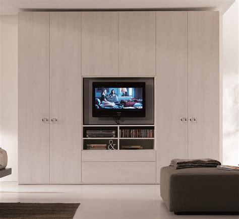 armadi con tv incorporata armadio style con vano tv scrivania di dielle modus