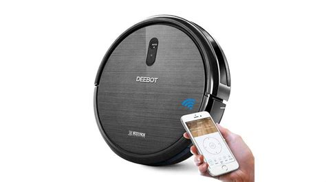 connected robot vacuums  buyers guide