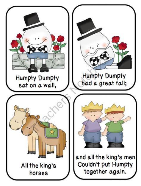 617 best rhymes images on nursery 489 | 5242dec1874d6711e887fa7c973de0b5 humpty dumpty preschool preschool printables