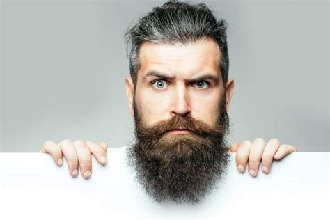 How To Straighten Beard Hair (our 3 Most Effective Tips