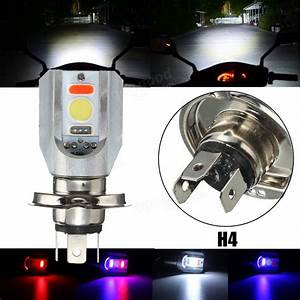 H4 12 Lo Beam Front Headlight