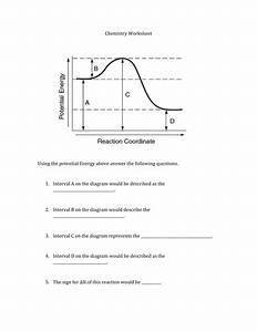 Potential Energy Diagram Worksheet  Quiz By Schnoman