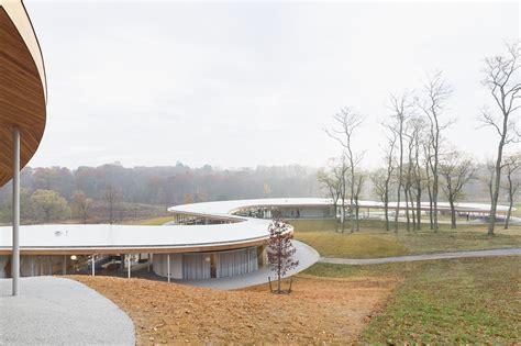 river building  grace farms  connecticut usa