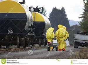 HAZMAT Team Members Investigate Chemical Disaster Royalty ...