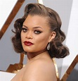 Andra Day Dishes on Her Signature Pompadour, Says 'I Avoid ...