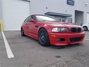 Used 2006 Bmw M3 E46 Manual  Imola Red On Imola Red  Coupe