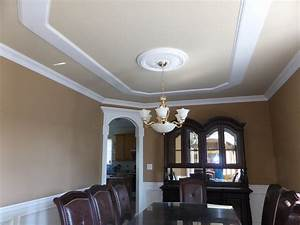 Ceiling Designs - Crown Molding NJ