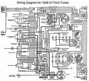 Wiring Diagram 1946