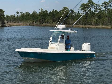 Used Everglades Boats by Used Everglades 243 Cc Boats For Sale Boats