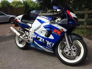 Suzuki Gsxr 600 Srad 2000 Sold