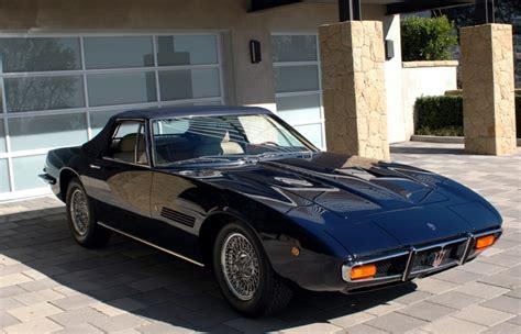 Maserati Ghibli Spyder For Sale by 1971 Maserati Ghibli Spyder Classic Italian Cars For Sale