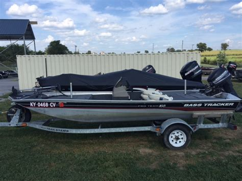 2002 Bass Tracker Boat Value by Bass Tracker Pro 165 Boats For Sale