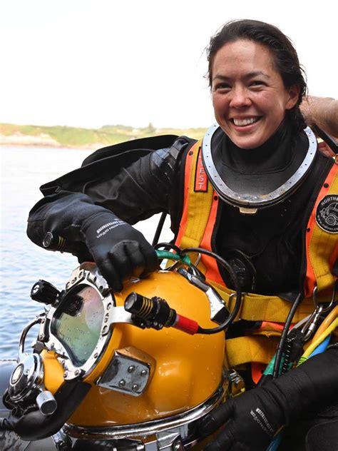 Irish Navy passes first woman diver - Divernet