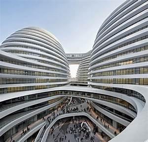 Zaha Hadid Architektur : galaxy soho zaha hadid architects by hufton crow archdaily ~ Frokenaadalensverden.com Haus und Dekorationen