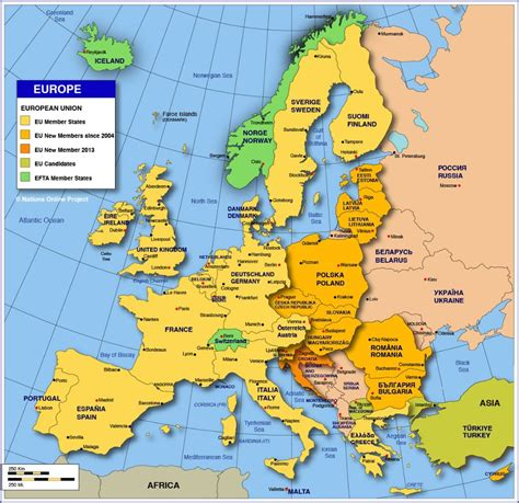 Carte Européenne Avec Capitales by G 233 Ographie Gt Aide M 233 Moire