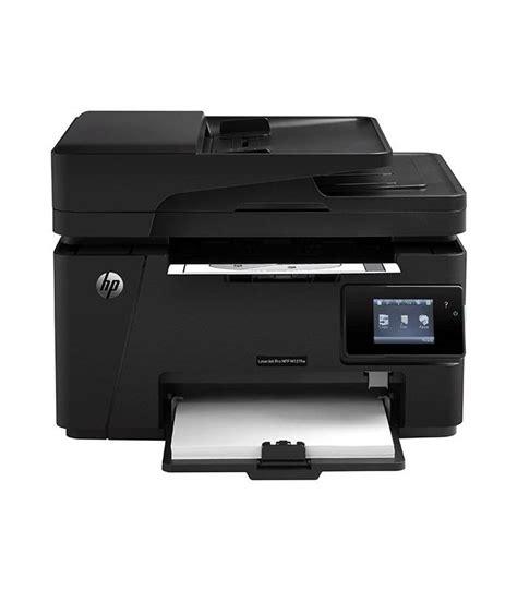 Printer and scanner software download. قیمت خرید پرینتر اچ پی - HP LaserJet Pro MFP M127fw Multifunction