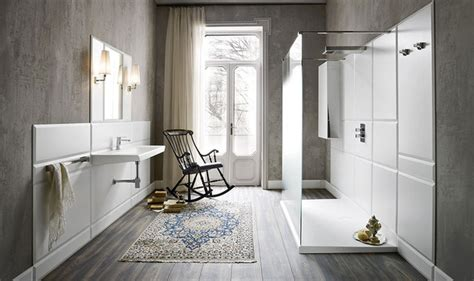 Modern Bathroom Designs From Rexa by Il Bagno Minimalista Dalle Tecnologie All Avanguardia
