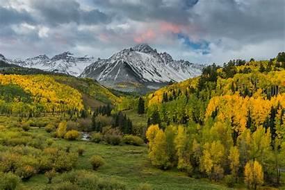 Nikon D750 Landscape Colorado Autumn Mountains Snow