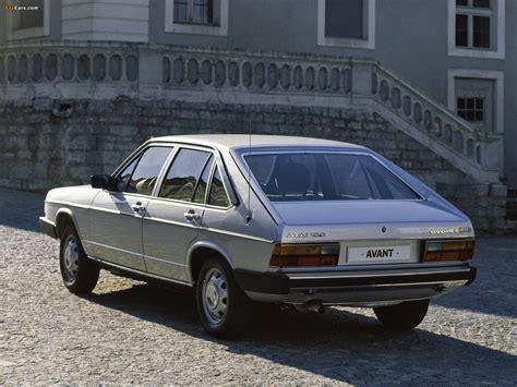 1977 Audi 100 Information And Photos Momentcar