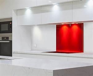 credence cuisine plus de 50 idees pour un interieur With credence pour cuisine rouge