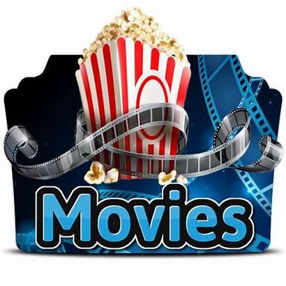 Folder Movies Icons Cinema Popcorn Deviantart Icon