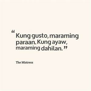EFFORT QUOTES TAGALOG image quotes at relatably.com