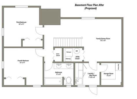 house floor plan layouts finished basement floor plans finished basement floor