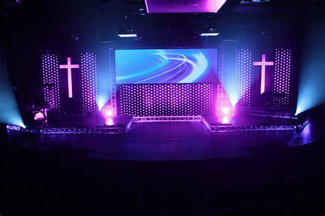 church stage designs we ll a church stage design ideas