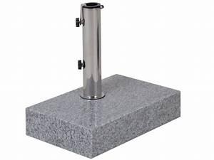 Standrohr Für Sonnenschirmständer : balkon sonnenschirmst nder 30kg granit grau gartenm bel ~ A.2002-acura-tl-radio.info Haus und Dekorationen