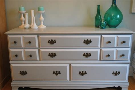 Before + After Twotone Dresser  The Sweetest Digs