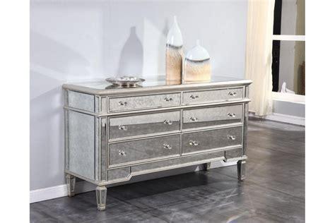furniture create storage space  silver dresser