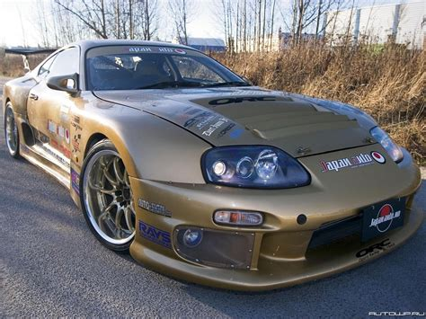 toyota supra tuning photos photogallery with 12 pics