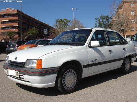 Opel Kadett by Opel Kadett Gsi Gt 1 8