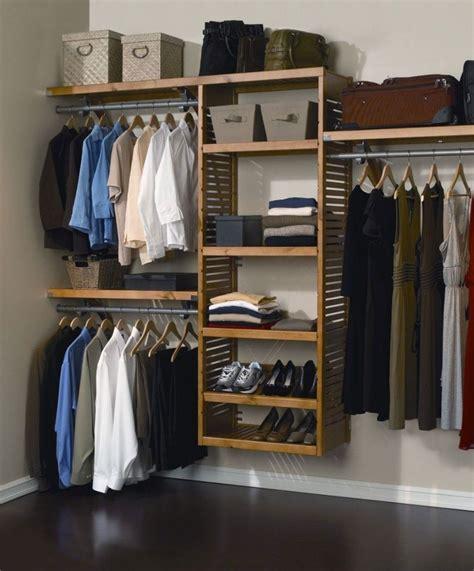 Diy Clothes Closet Organization Ideas by Cool Diy Closet System Ideas For Organized Diy