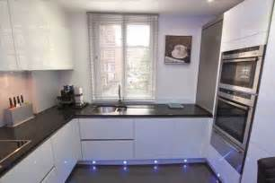 white kitchens from lwk kitchens