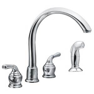 Replacement Kitchen Faucet Handles Faucet 7786 In Chrome By Moen