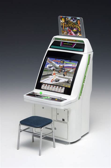 sega astro city arcade cabinet wave starts sega astro city model kit preorders sega nerds