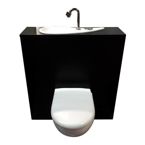 lave wc wici free flush wc suspendu geberit avec lave mains