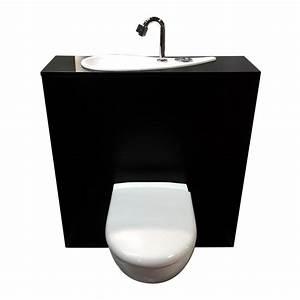 Wc Lave Main Intégré : wici free flush wc suspendu geberit avec lave mains ~ Dailycaller-alerts.com Idées de Décoration
