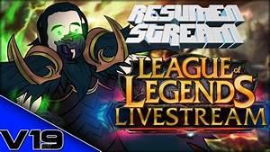 Chistes Negros   Resumen Stream V19   League Of Legends ...