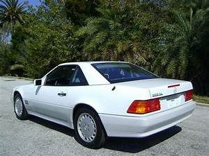 1992 Mercedes-benz 500sl 2 Door Convertible