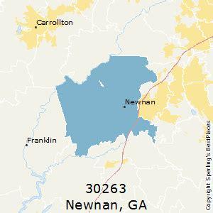 places    newnan zip  georgia