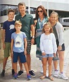04/08-2018 The Crown Prince Family on summer holiday in ...