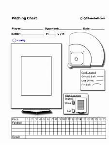 hitting chart With baseball pitching chart template