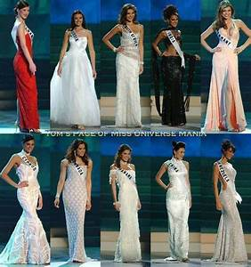 Thoughts of Miss Universe 2002